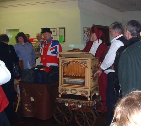 Village Hall, Organs and Bygones (6).