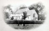 St Leonard's Church, Little Downham. (From the Cambridge Collection)