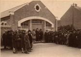 Opening of Baptist Hall, Main Street, Little Downham.. Opening of new Baptist Schoolroom