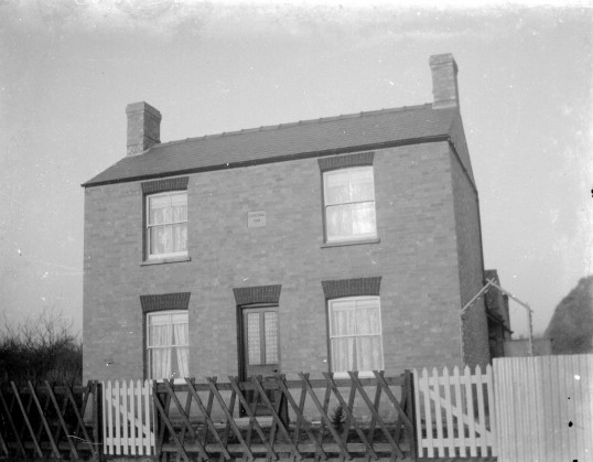Cathedral View house, Cannon Street, Little Downham..