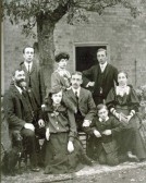 Hull, Robert and Family, Little Downham.