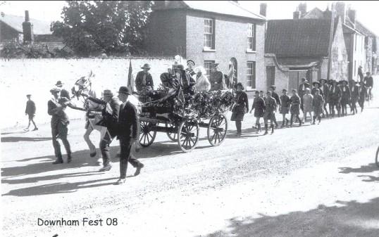 Little Downham Fest, 1908