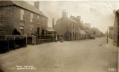Post Office, Mail Street, Little Downham.. The post office shown in this picture became a clothing..