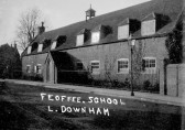 Old School, now Village Hall, Main Street, Little Downham.