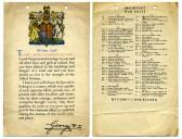 Royal letter.