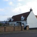 Restored cottage.