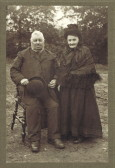 John & Eliza Pearson (nee Moxon)
