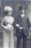 Frank & Maud Hepher (nee Glover)