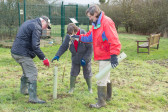 Conservation Group Planting