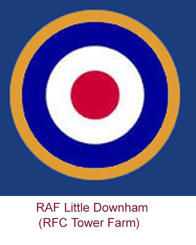 An aerodrome at Downham?