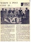 Lode Cricket Team 1904