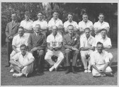 Lode Cricket team Circa 1950