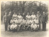Lode Football Team circa 1950