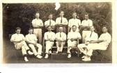 Lode Cricket Team.  Jenyns Cup winners 1920