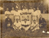 Lode Cricket Team 1920s