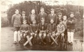 Lode School Cricket Team 1933-34? Winners of the Schoolboys Cup