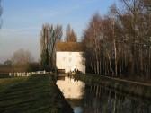 Lode Mill, January 2003