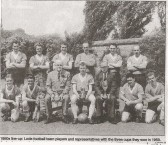 Lode Football Team 1959