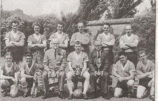 Lode Football Team 1959