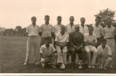 Lode Cricket 1950's