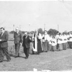 Consecration of New Cemetery 8th May 1960