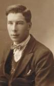 John Robert Ayres 1930 aged 21