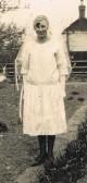 Irene Cornell 1929 aged 19