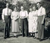 Jack & Rene Ayres 1950