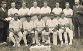 Lode Cricket team c 1920