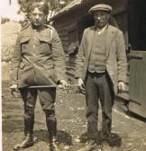Eddie Peers & Samuel Cornell 1920