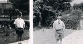 Robert Ayres 1951 aged 6