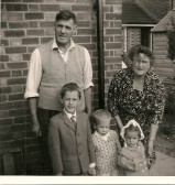 Golding Family 1960's