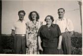Golding Family 1940's