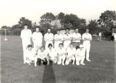 1981 Longstowe 2nd Team