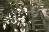 Longstowe Hall Staff 1937
