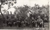 Home Guard Longstowe 1940