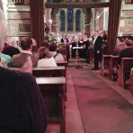 A Choral Concert in Longstowe Church 25 April 2015