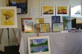 Longstowe Art Group Art and Craft Sale Nov 2015