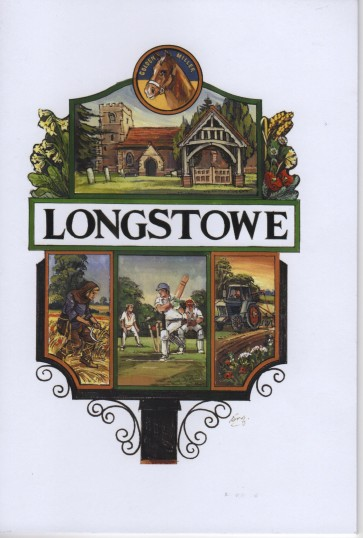 NEW - A Little History of Longstowe published 2015
