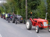 The Annual Tractor Run 19th April 2015