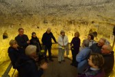 2016.10 Longstowe History Society visit to  Royston Cave on 18th October 2016
