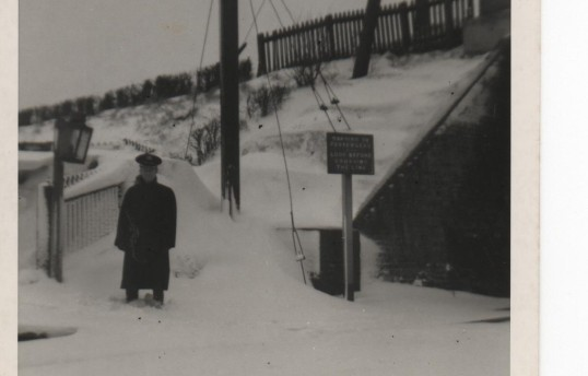 Bert Winter Station Master