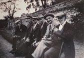 Mr Dick Cook,Mr Young,Mr Bert Hardy,Mr Bill Pettit, Mr Holdway, Mr Joey Dickerson