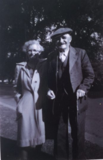 Maggie Hooton And Nonny Bailey -1950's