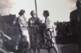 Janet Goldsmith,Winnie Webb and Mrs Doe