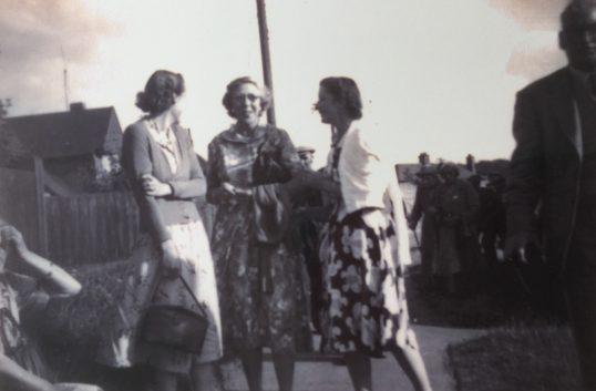 Janet Goldsmith,Winnie Webb, Mrs Doe