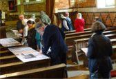2017.10  Longstowe History Society Exhibition in St Mary's Church