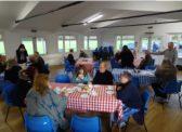Tea Party held at Longstowe Village Hall on 11th Nov 2017