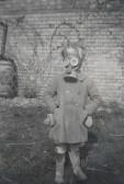 Roger Hart 'ready for anything' during WW2 at Fenny Lane Farm, Meldreth