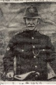 Albert Newell of Meldreth, who retired from the police force on 30th November 1932